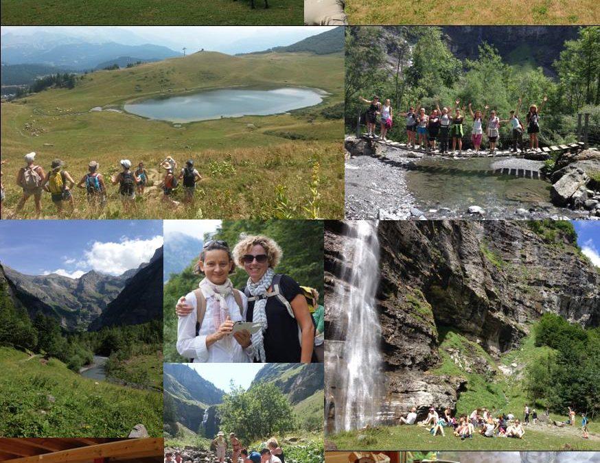 Semaine régénérante en Haute-Savoie (juillet-août 2015)