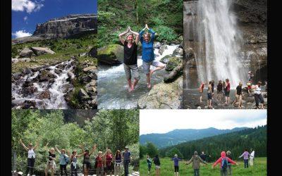 La semaine régénérante en Haute Savoie en juillet 2014