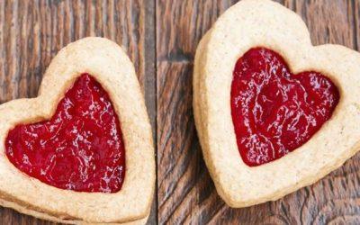 Cours de cuisine végétarienne «St Valentin» 3 février 2018